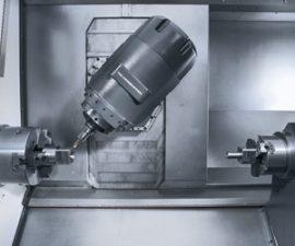 CNC draaien - CC Engineering