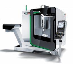 CNC frezen met de DMG DMC 635 V